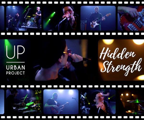 """URBAN PROJECT mit erstem Vorboten aus kommender EP: Single """"Hidden Strength"""""""