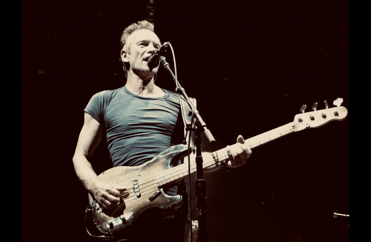 "Sting ""My Songs""-Tour jetzt 2022"