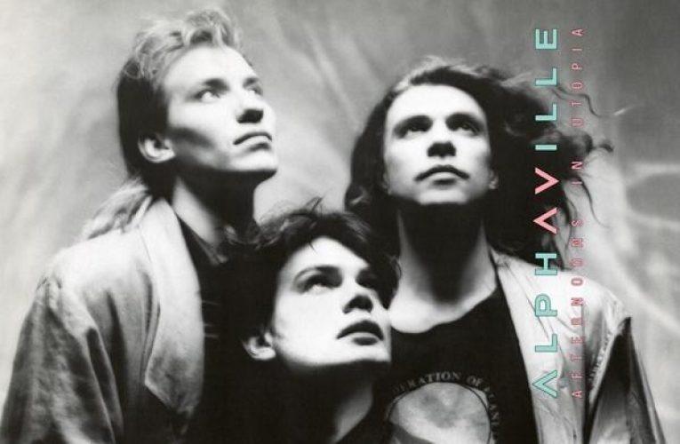 ALPHAVILLE knacken mit ihren remasterten Deluxe Editionen die Top 30 der deutschen Charts!